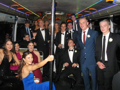 best party bus brisbane